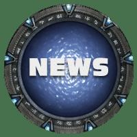 Stargate Atlantis News Icon