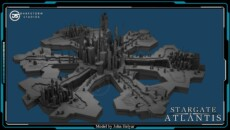 DarkStorm Studios Stargate Atlantis 1