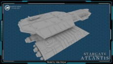 DarkStorm Studios BC304 Rear top down 1