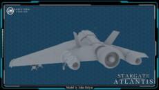 DarkStorm Studios F302 Rear Side