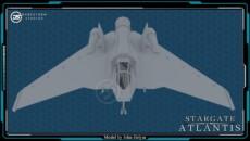 DarkStorm Studios F302 Top Down Front