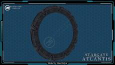 DarkStorm Studios Milkyway Gate rear