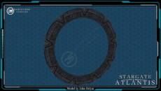 DarkStorm Studios Pegasus Gate Rear